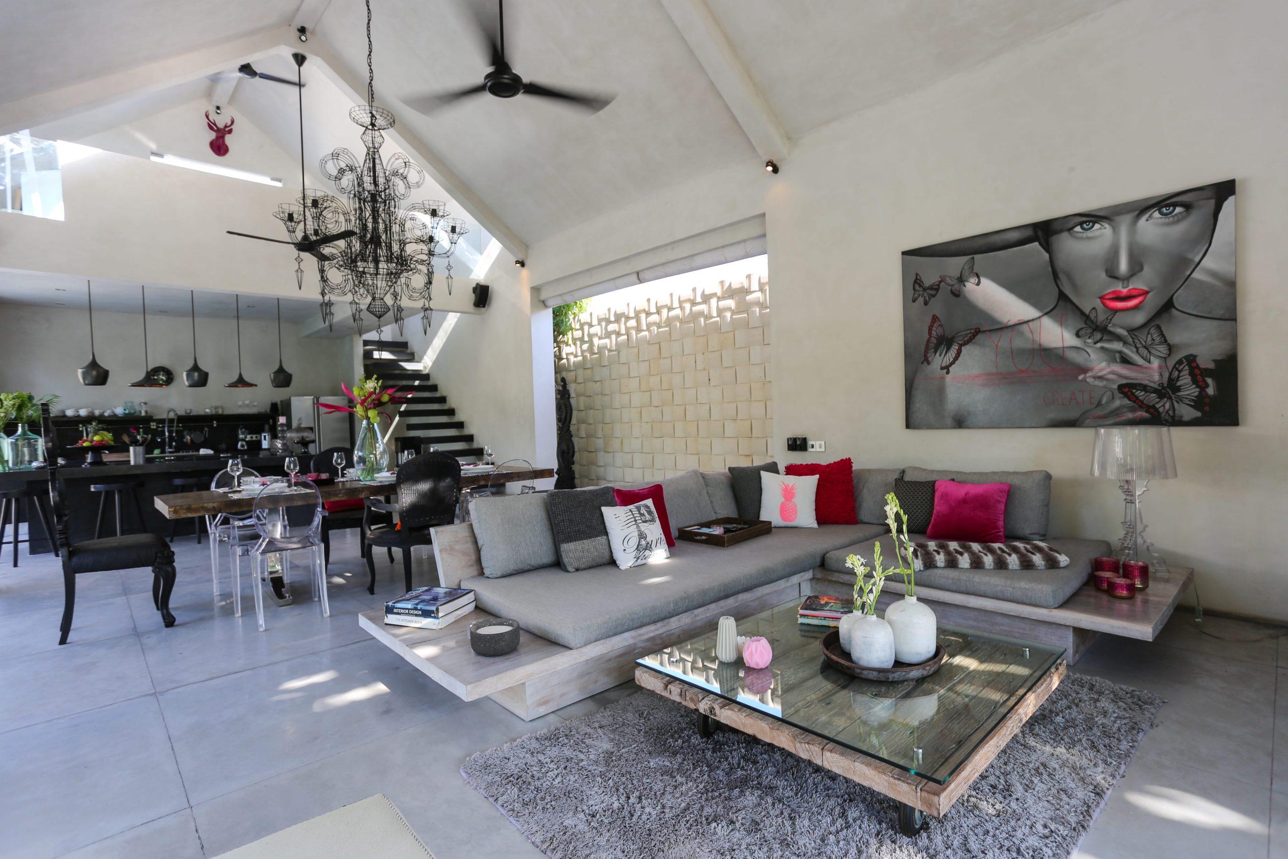 luxury residential Bali villa design