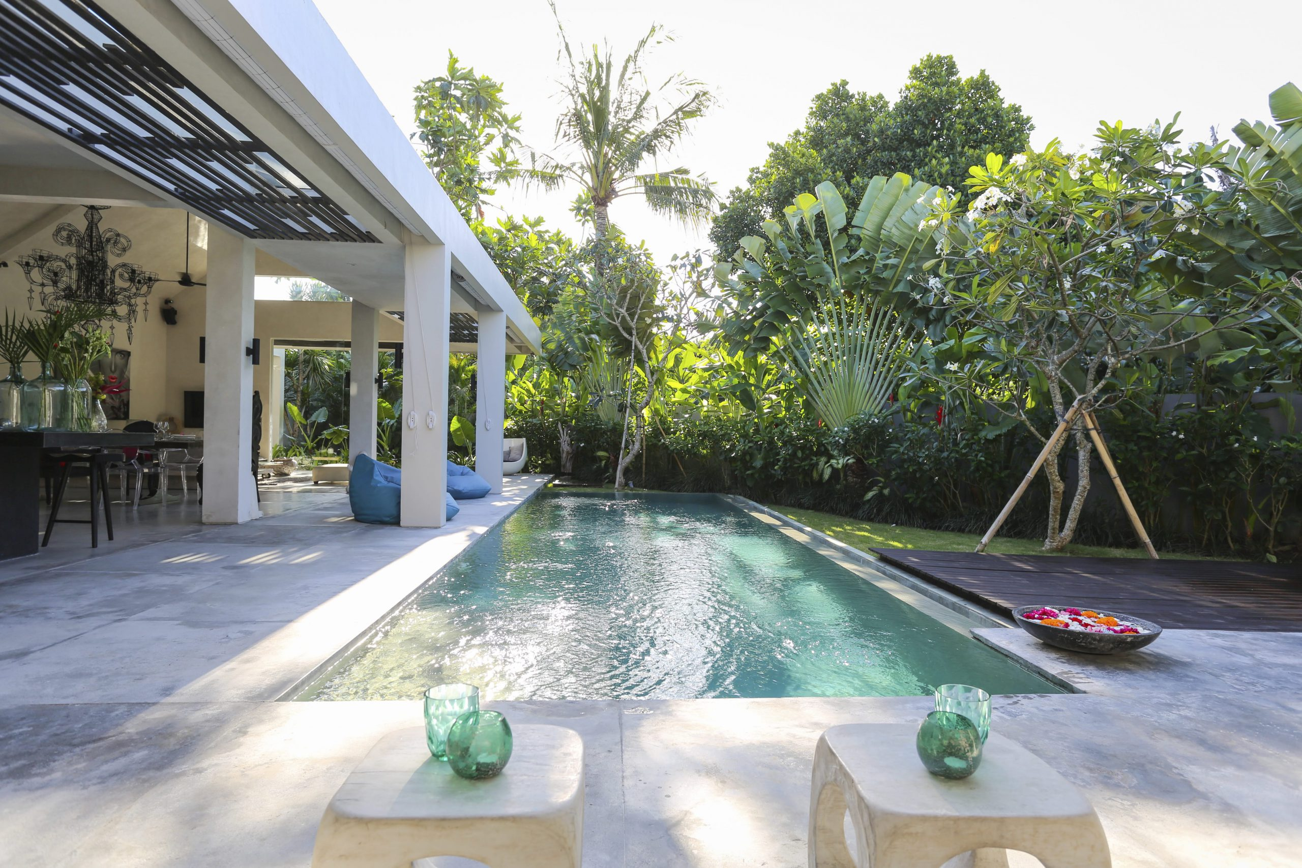 Bali Interior Design, Tina Kirschner Interior Design