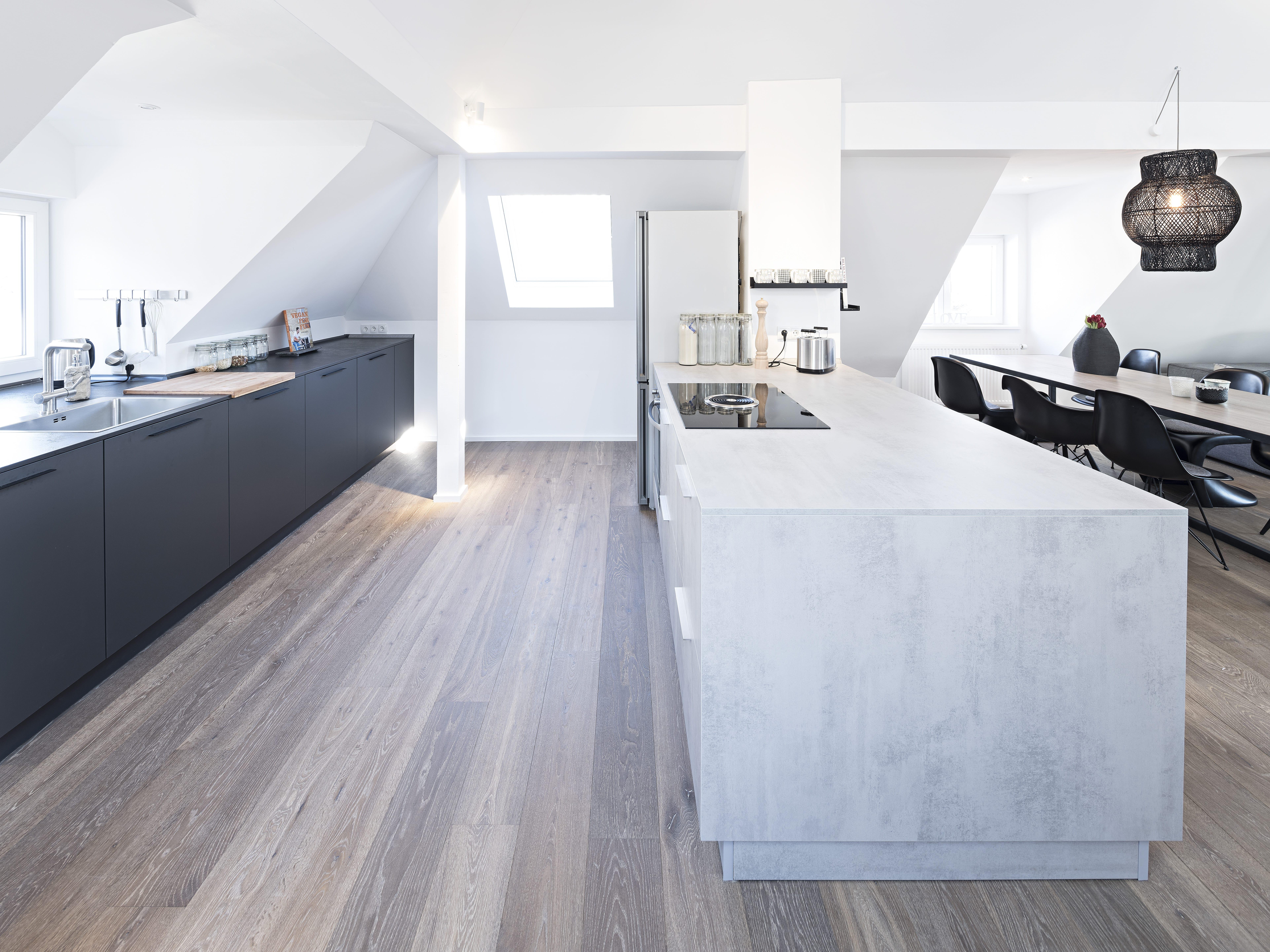 Kitchen changes and renovation, Tina Kirschner